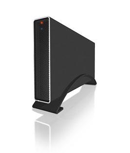 RaidSonic ICY BOX IB-318StU3-B - Speichergehäuse - 8.9 cm ( 3.5