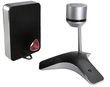 Polycom CX5100 Unified Conference Station Optimized for use with Microsoft Lync - Kit für Videokonferenzen