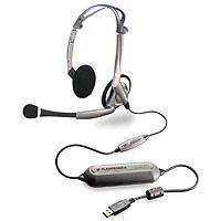 Plantronics .Audio 400 DSP - Headset - On-Ear