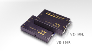 ATEN VE150A Local and Remote Units - Video Extender - bis zu 150 m