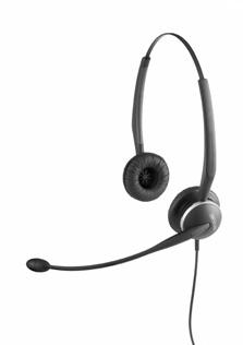 Jabra GN 2100 Telecoil - Headset - On-Ear