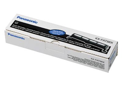 Panasonic KX-FAT88X - 1 - Original - Tonerpatrone - für KX-FL401, FL401JT, FL401JT-W, FL401SP, FL403FX, FL421G