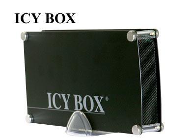 RaidSonic ICY BOX IB-351ASTU-B - Speichergehäuse mit Datenanzeige, Netzanzeige - 8.9 cm ( 3.5