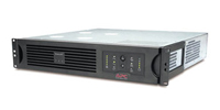APC Smart-UPS RM 750VA - USV (Rack - einbaufähig) - Wechselstrom 230 V - 480 Watt - 750 VA