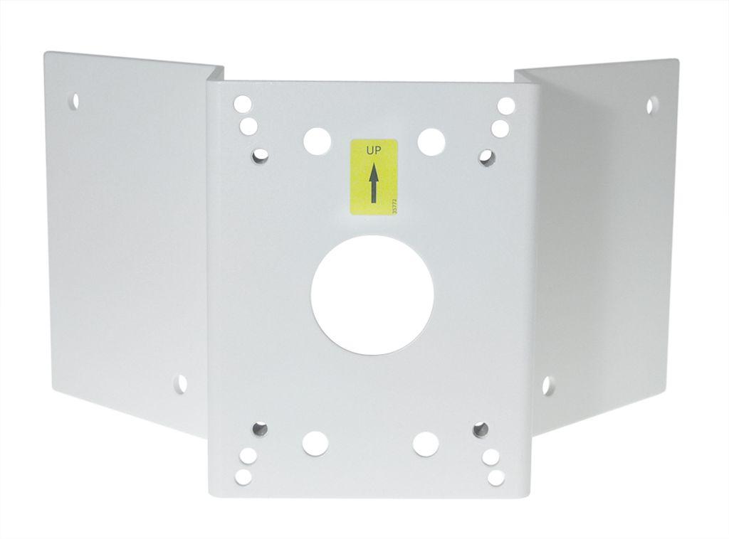 AXIS T91A64 Corner Bracket - Kamera Montagesatz - Ecke montierbar - für AXIS 216, M3203, P3301, P3304, P5512, P5522, P5532, P5534, Q6032, Q6034, Q6035, T91A61