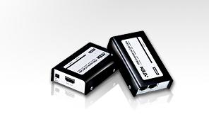 ATEN VanCryst VE800A Cat 5e Audio/Video Extender Transmitter and Receiver Units - Erweiterung für Video/Audio - HDMI - bis zu 60 m