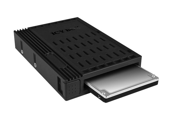 RaidSonic ICY BOX IB-2536STS - Gehäuse für Speicherlaufwerke - 6.4 cm ( 2.5