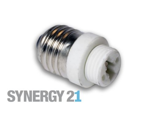 Synergy 21 LED Adapter für LED-Leuchtmittel E27->G9 S21-LED-000251