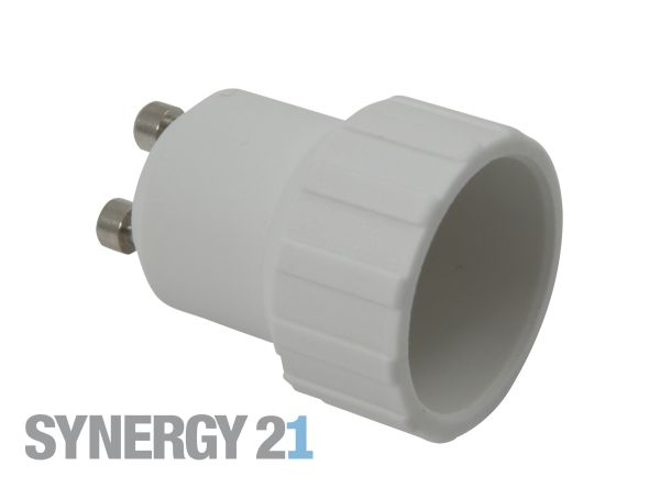 Synergy 21 LED Adapter für LED-Leuchtmittel GU10->E14 S21-LED-000349
